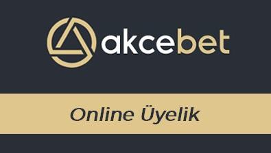 Akcebet Online Üyelik
